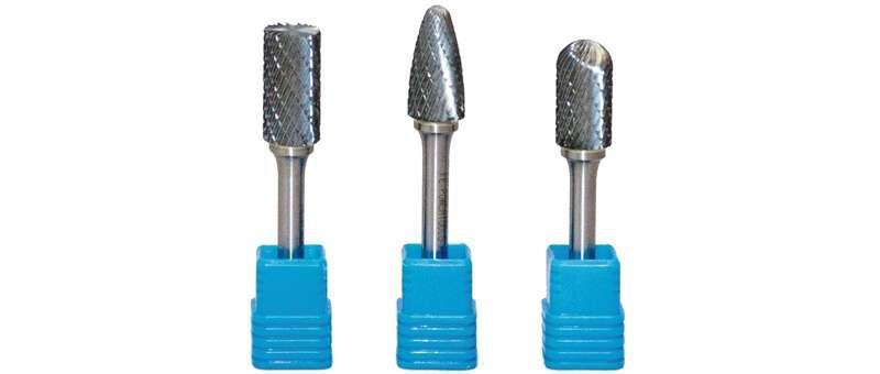 Cilindrische stiftfrezen met kopvertanding