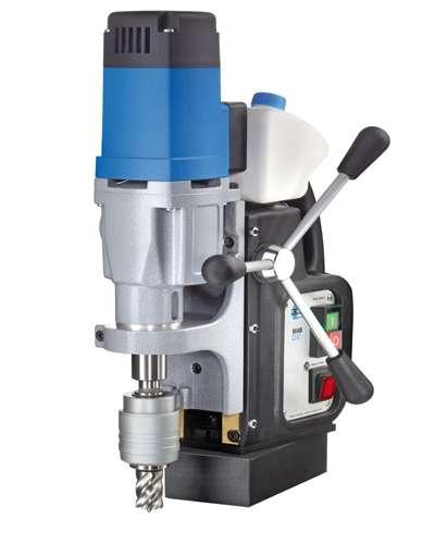 Kernboormachine - magneetboormachine op accu