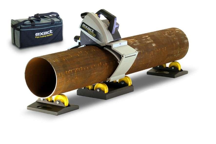 exact pipecut zaagmachines 360