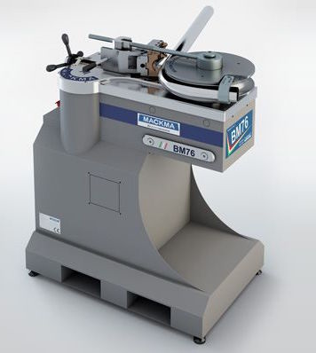 Mackma BM 76 buigmachine Fe Powertools