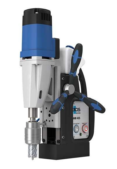 Kernboormachines magneetboormachine MAB 455 kernboren tot 40 mm